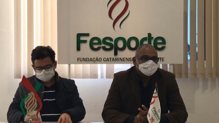 Presidente da Fesporte explica as possibilidades do Jasc em 2021