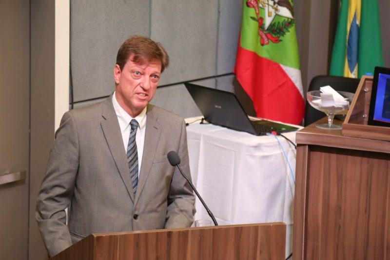 Carlos Werner Salvalaggio, de Criciúma, recebeu 1.045 votos – Foto: OAB-SC/divulgação