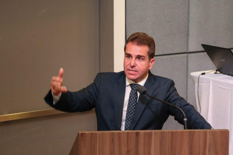 Wilson Pereira Júnior, de Joinville, recebeu 1.343 votos – Foto: OAB-SC/divulgação/ND