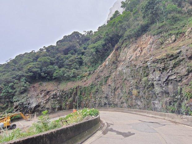 Obras de restauração da rodovia SC-390, a Serra do Rio do Rastro serão paralisadas – Foto: SIE/divulgação
