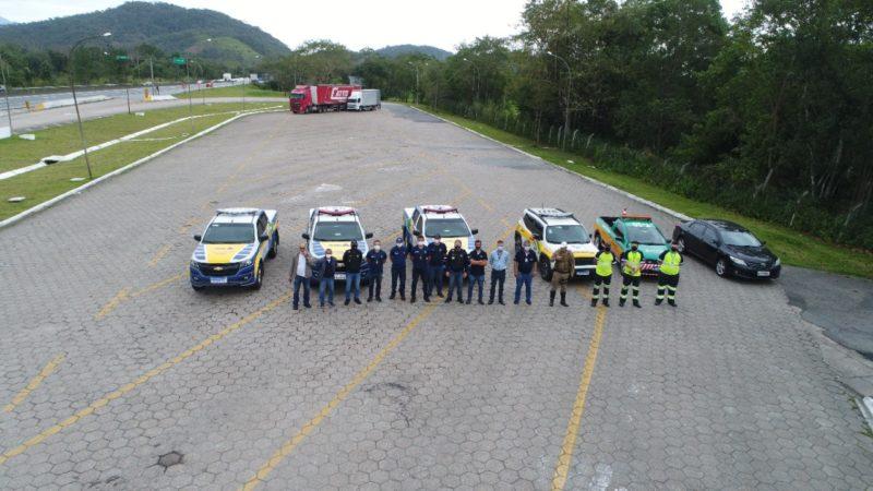 Operação Corpus Christi registrou 44 autos da ANT