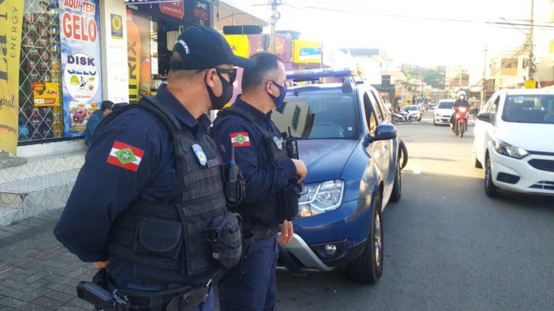 Mais de 600 ocorrências foram realizadas pela Guarda Municipal de BC – Foto: GM/Divulgação