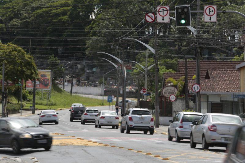 Joinville busca apoio de parlamentares para duplicação da rua Ottokar Doerffel – Foto: Divulgação/ND