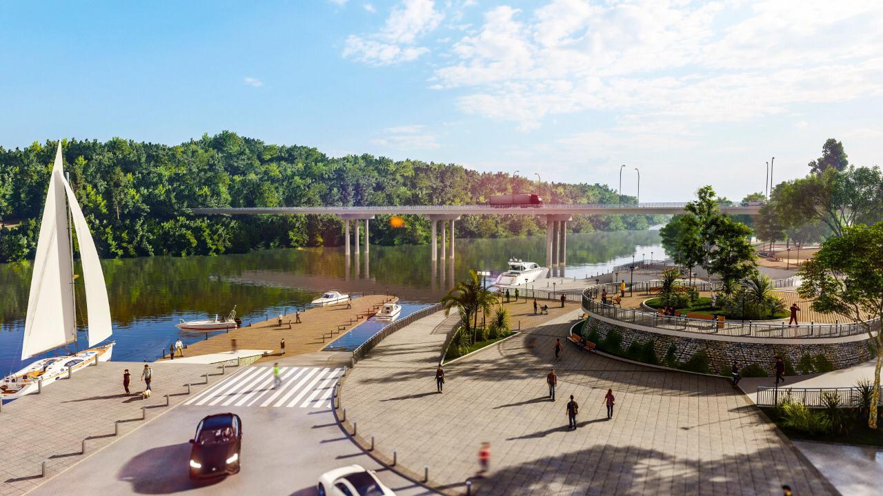 Parque Náutico - Prefeitura de Gaspar