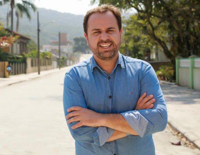 Prefeito de Bombinhas, Paulinho tem complicações após cirurgia – Foto: Reprodução/Redes sociais