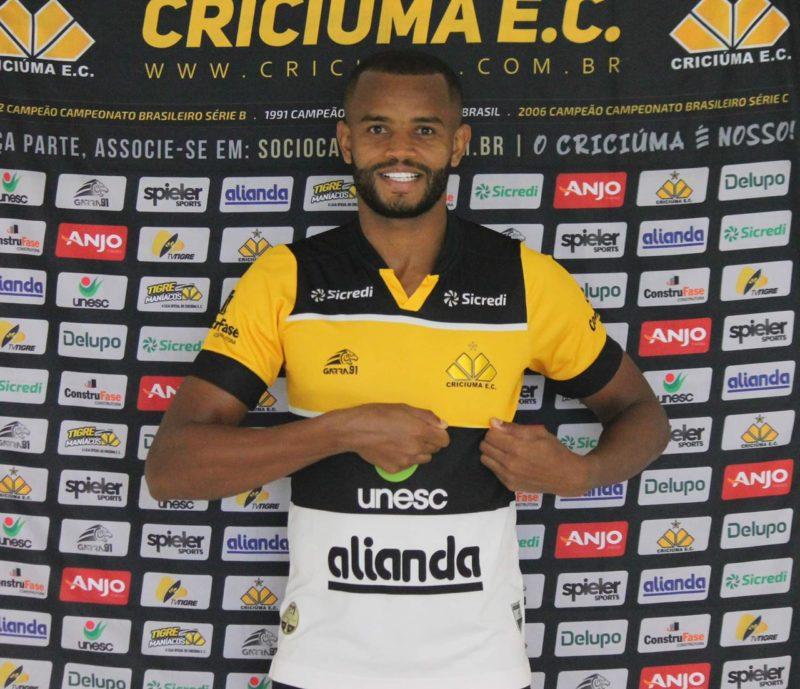 Pedro Rosa atuou neste temporada pelo URT de Minas Gerais – Foto: Celso da Luz/CriciúmaEC/ND