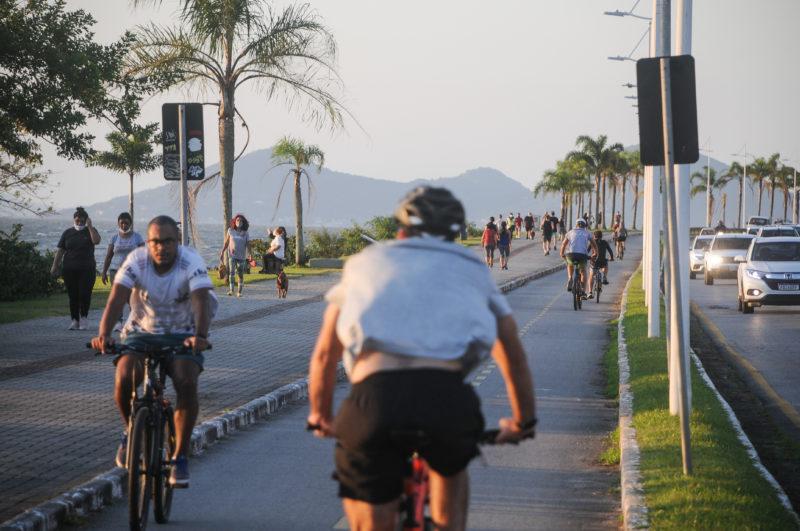 Santa Catarina tem alta de casos ativos – Foto: Leo Munhoz/ND