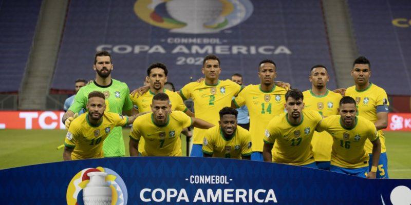 Seleção Brasileira é a favorita para conquistar mais uma Copa América – Foto: Lucas Figueirense/CBF