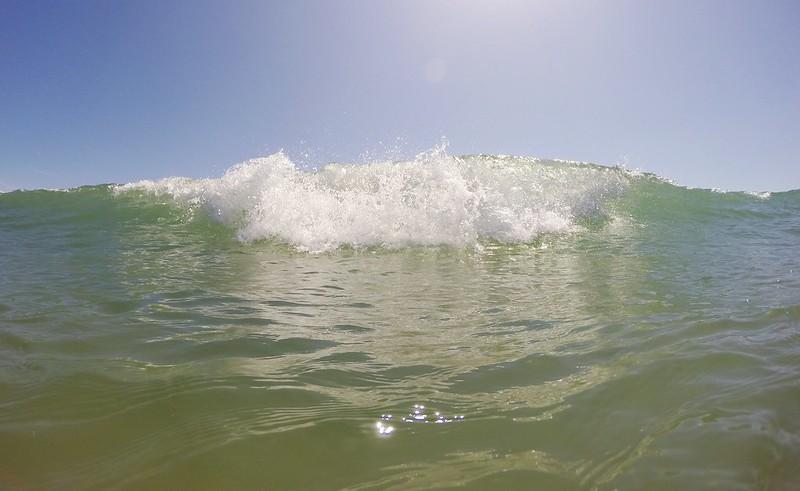 Praia dos Ingleses, em Florianópolis