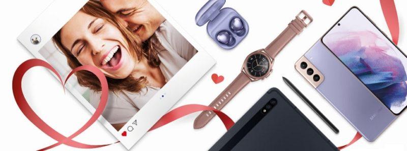 Promoção da Samsung: compre celular e leve smartwatch ou fone de ouvido - Divulgação/Samsung