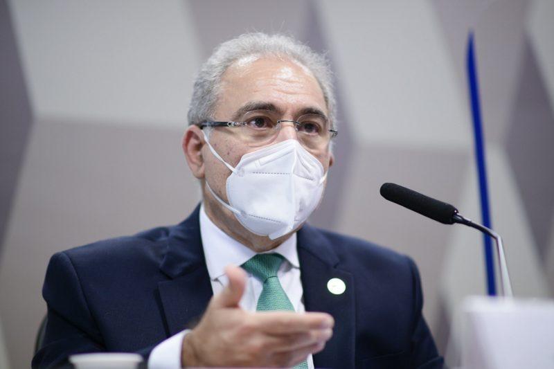 CPI da Covid-19 ouve nesta terça-feira o ministro da Saúde – Foto: Divulgação/ND
