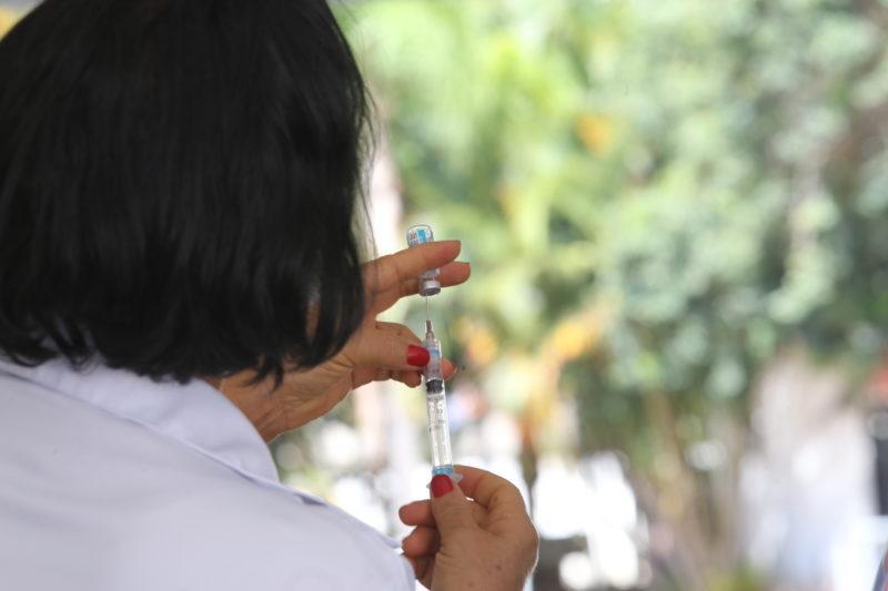 Vacinas contra a Covid-19 podem causar reações no organismo – Foto: Sergio Andrade/Governo do Estado de São Paulo/ND
