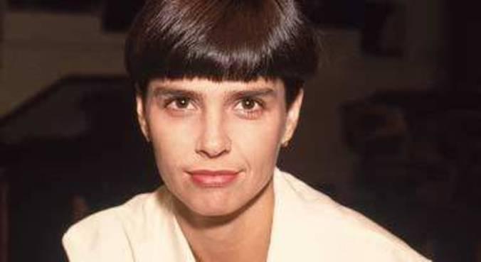 Lidia Brondi quando abandonou a TV, em 1991 – Foto: Reprodução