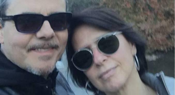 Lidia Brondi é casada há três décadas com Cassio Gabus Mendes – Foto: Reprodução/ Instagram