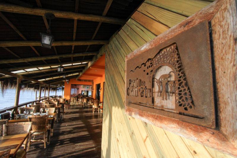 Belchior gostava das mesas mais isoladas (foto atual) – Foto: Leo Munhoz/ND