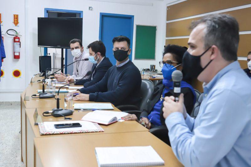 Edital deve ser aberto ainda esta semana pela Prefeitura – Foto: Câmara de Vereadores de Joinville/Divulgação