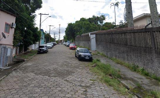 Crime ocorreu em travessa no bairro Capoeiras – Foto: Reprodução/Google Street View