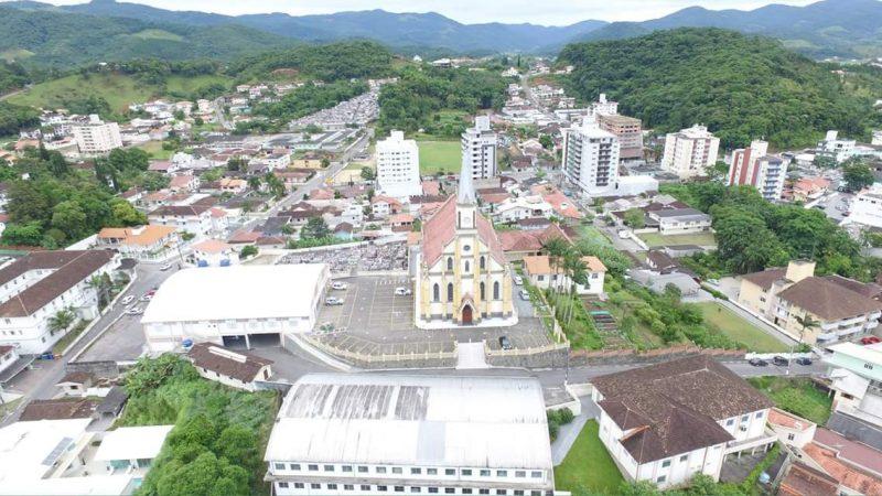 Crime chocou pequena cidade de Santo Amaro da Imperatriz – Foto: Silvio Knabbe/Divulgação/ND