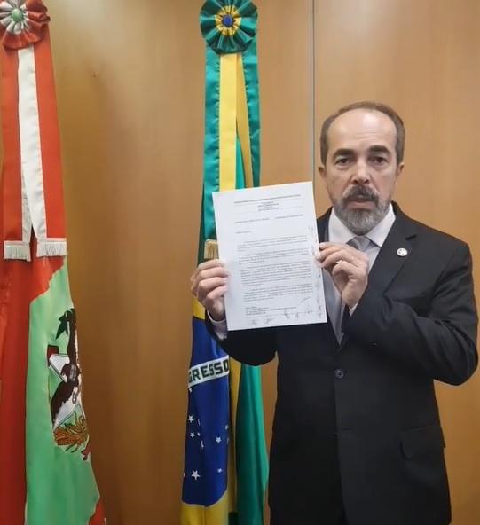 Sérgio Sell, presidente da Acors – Foto: Divulgação/Acors/ND