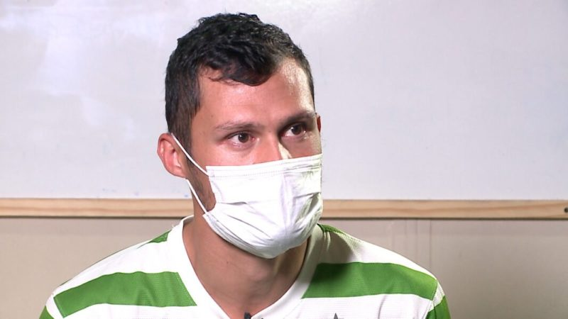 José Tiago Soroka, de 32 anos – Foto: Reprodução/RIC Record TV
