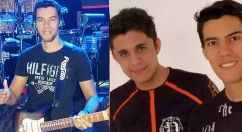 Luizmar Damasceno, de 45 anos, fez dupla com Cristiano Araújo – Foto: Reprodução/ND
