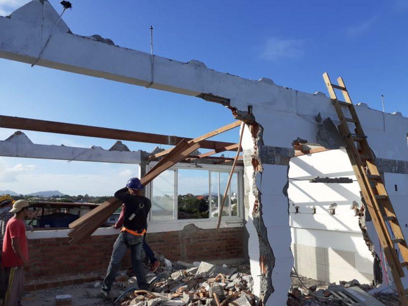 Restrições no Plano Diretor de Florianópolis incentivam ocupações irregulares, diz estudo – Foto: SMDU/PMF/Divulgação/ND