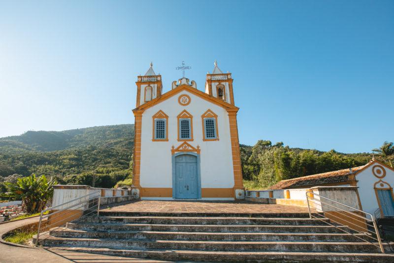 Igreja Nossa Senhora da Lapa– Foto: José Somensi Fotografia/ND