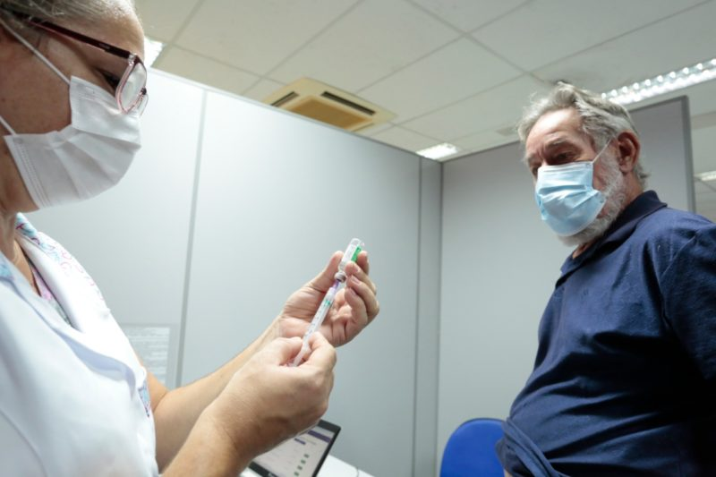 vacinação contra covid joinville
