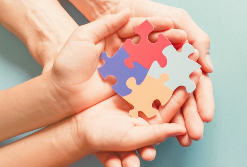 Iniciativa ajuda no desenvolvimento de crianças com autismo em Florianópolis – Foto: Divulgação/ND