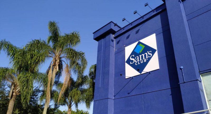 O Sam's Club, novo supermercado de Joinville, está prestes a inaugurar e o ND+ trouxe informações sobre como vai funcionar o estabelecimento, já que ele é um clube de compras, modelo diferente do tradicional – Foto: Maikon Costa/NDTV Joinville