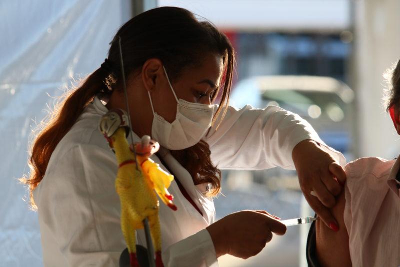 São Paulo vai exigir passaporte da vacina para frequentar estabelecimentos – Foto: Rovena Rosa/Agência Brasil/ND