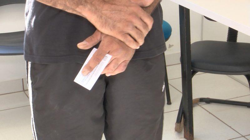 Nas primeiras horas de vacinação, 25 pessoas procuraram o Centro Pop – Foto: Marcelo Tomazelli/NDTV