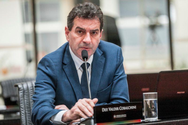 Deputado Valdir Cobalchini cobrou atitude da Celesc e do Governo do Estado – Foto: Divulgação