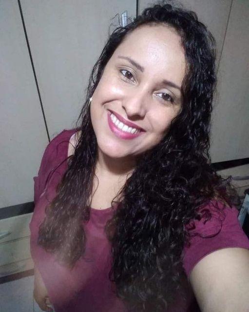 Stefania foi vítima da Covid-19 aos 35 anos, ela não tinha comorbidades – Foto: Reprodução Facebook/ND