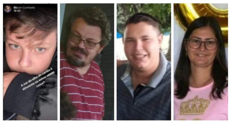 Lázaro Barbosa matou quatro pessoas da mesma família em Ceilândia, no DF – Foto: Divulgação/ND