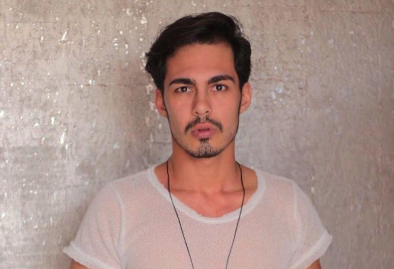 Wellington de Souza, de Itajaí, vai representar o Brasil em concurso internacional de beleza – Foto: Reprodução/Redes sociais