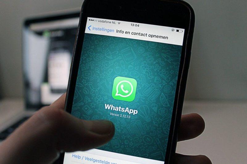 Novidade no WhatsApp: uma conta em 4 aparelhos e mensagens que somem - Imagem de antonbe por Pixabay