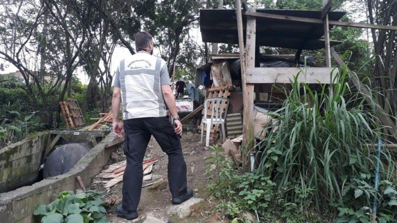 Abordagem Social busca pessoas em situação de vulnerabilidade em Blumenau. Ação terá mais uma equipe durante onde de frio extremo – Foto: Divulgação/Prefeitura de Blumenau