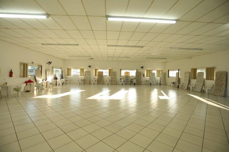 Palhoça terá local para acolhimento de pessoas em situação de rua – Foto: PMP/Divulgação/ND
