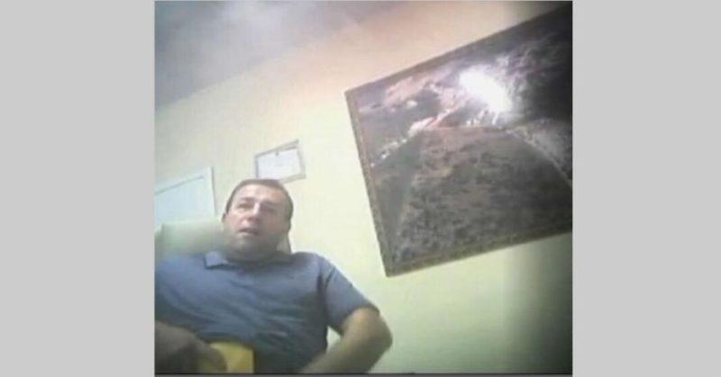 Adelmo Alberti foi flagrado colocando dinheiro de propina na cueca – Foto: Reprodução/JMais