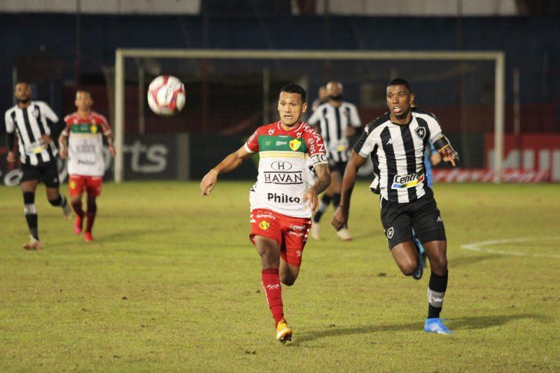 Brusque venceu o Botafogo de virada – Foto: Lucas Gabriel Cardoso/Brusque FC