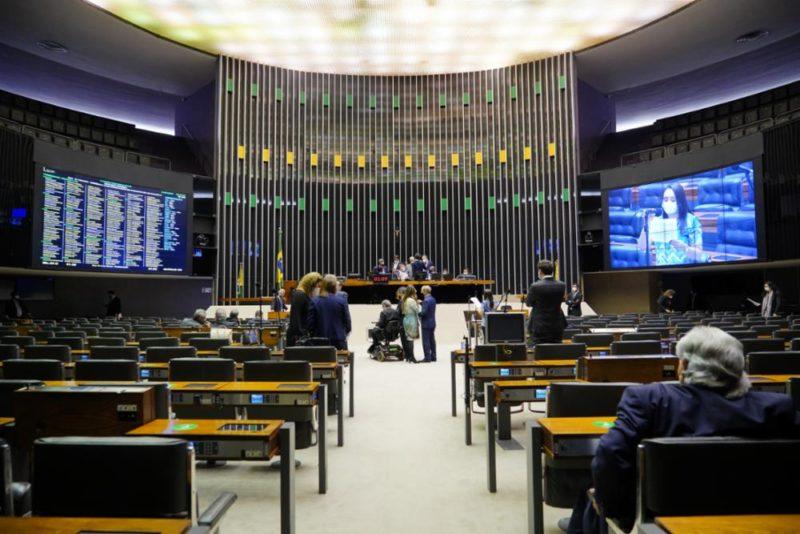 Câmara dos Deputados aprovou aumento do fundão eleitoral – Foto: Pablo Valadares/CâmaradosDeputados/Divulgação/ND