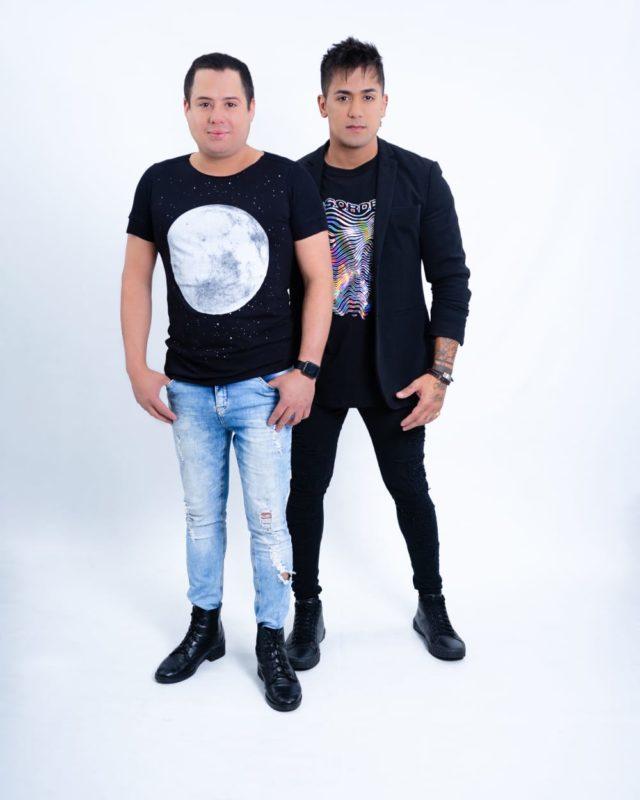 Dupla sertaneja Hugo e Tiago, que atua desde 2004 – Foto: Divulgação/ND