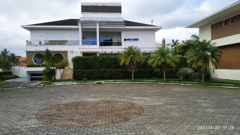 Casa foi construída em 2010 – Foto: Divulgação/ND
