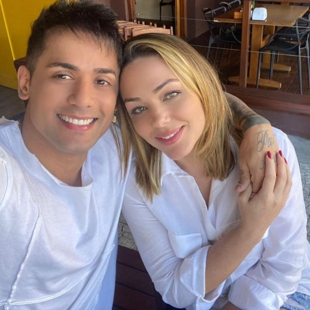 Cantor afirmou em entrevista que affair com Tânia Mara esfriou após cirurgia – Foto: Divulgação/ND