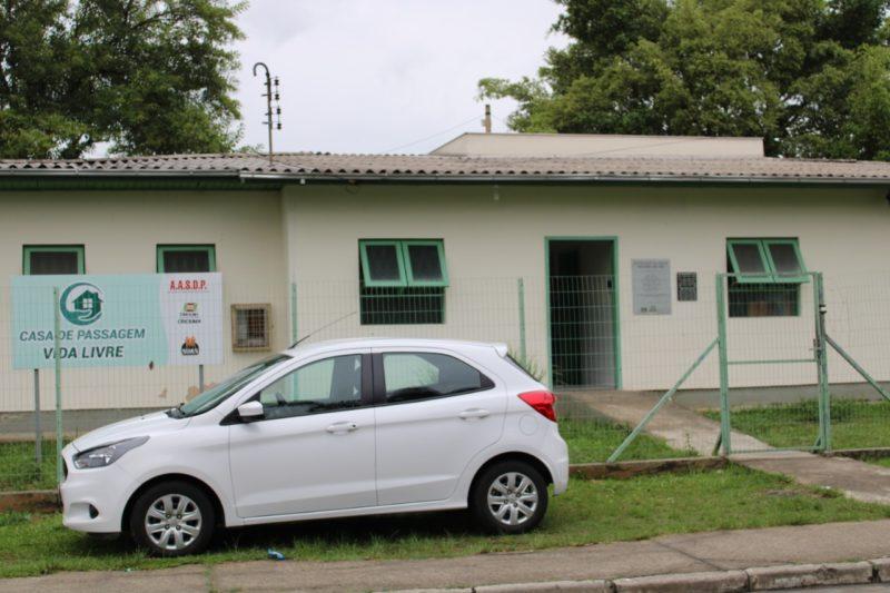 Mais 10 vagas de acolhimento de pessoas em situação de rua foram abertas na Casa de Passagem de Criciúma – Foto: Divulgação/Decom/ND