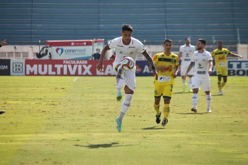 Criciúma perde a segunda partida consecutiva na Série C do Brasileiro – Foto: Celso da Luz /Criciúma EC (2)