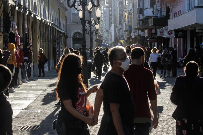 Números da pandemia estão diminuindo em SC – Foto: Leo Munhoz/ND