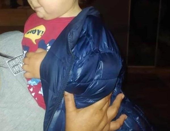 Criança de 2 anos é encontrada sozinha próximo a cozinha comunitária, em JoinvilleCriança de 2 anos é encontrada sozinha próximo a cozinha comunitária, em Joinville