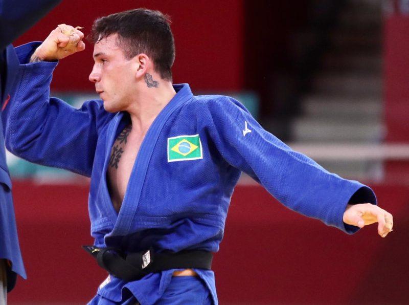 Brasileiro conquista o bronze em Tóquio – Foto: Gaspar Nóbrega/COB